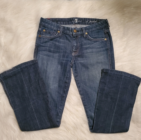7 For All Mankind Denim - 7 For All Mankind 'A' Pocket Jeans Size 27